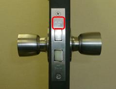 円筒錠タイプ